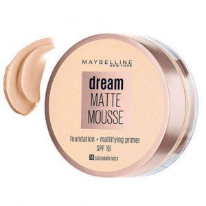 کرم موس میبلین mayblline dream matte mousse