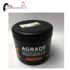 ماسک ترمیم کننده کراتین آگرادو - AGRADO