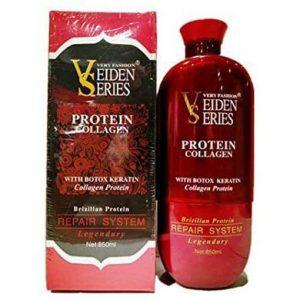 بوتاکس پروتئین برزیلی مو ویدن